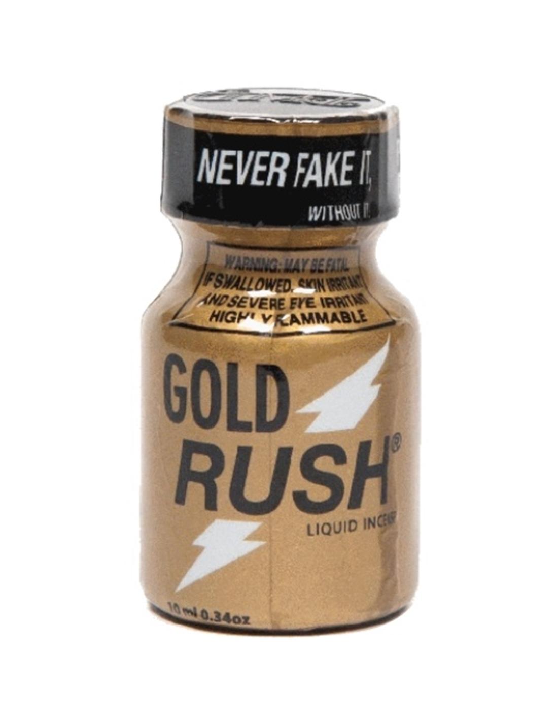 Gold Rush 10ml - PR2010319737