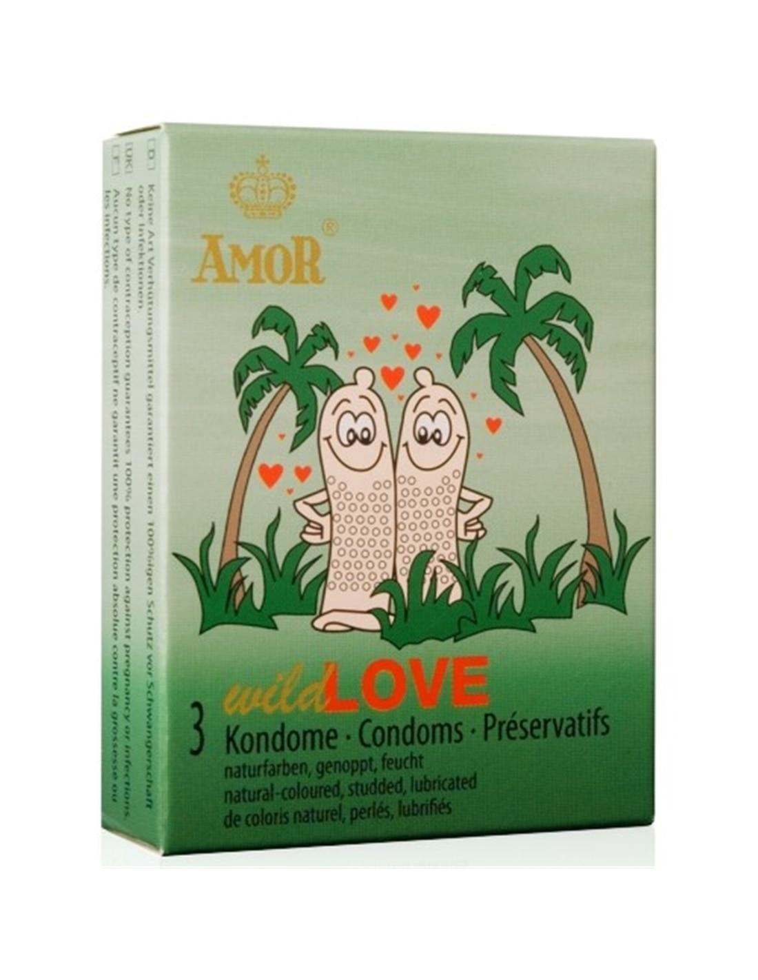 PR2010323560 - Preservativos Wild Love - 3 Unidades-PR2010323560